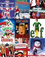 L-O-V-E watching Christmas movies