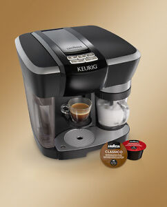 keurig rivo 500 expresso cappuccino latté systeme d'infusion