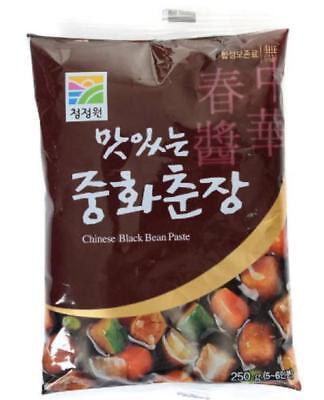 Chunjang Black Bean Paste For Jjajang Myun 250g(5~6 servings)