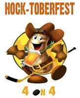 4th Annual Hock-tober Fest 4 on 4 Hockey Tournament
