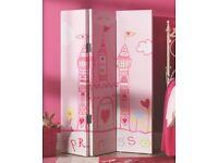 Princess screen / room divider