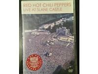 Red Hot chili peppers music dvd