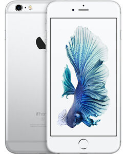 iPhone 6S PLUS Silver/White 16GB - mint in box - UNLOCKED