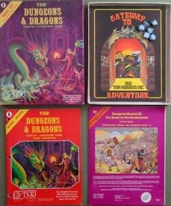 Wanted: Dungeons & Dragons and other RPG collections
