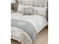Antoinette Duvet Set (Single £17, Double £25, Kingsize £30)
