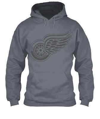 Detroit Red Wings - Custom Laser Engraved -