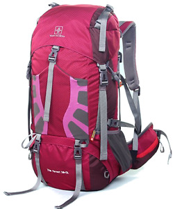 Multi-Day Backpack–Red