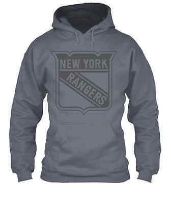 Rangers Laser - New York Rangers - Custom Laser Engraved Hoodie