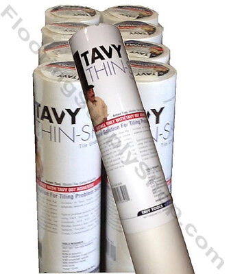 Tavy Thin-skin Underlayment System Roll 100sq Ft