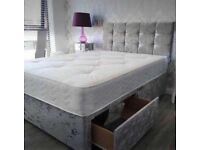 !*FREE DELIVERY*! New UK manufactured BEDS with FREE HEADBOARD AND DELIVERY 🚚