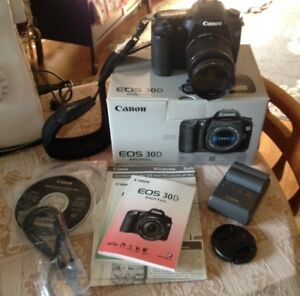 Canon EOS 30D Camera