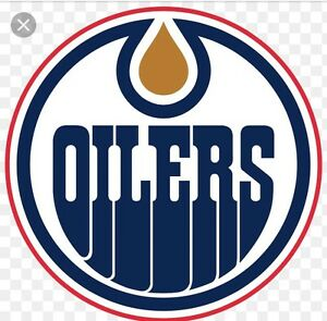 FACE VALUE, 4 Lower Bowl Aisle Seats, EVERY OILERS GAME