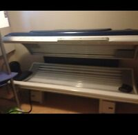 PRICE REDUCED! Indoor tanning bed for sale!