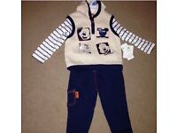Brand new boys outfit 9-12 months