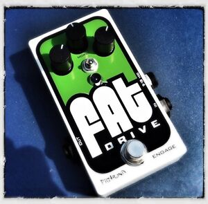 Pigtronix Fat Drive - Open to trade offers