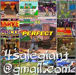Arcade collection DVD pack 50,000 games