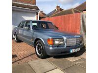 Mercedes 420SEL W126 420 SEL Classic