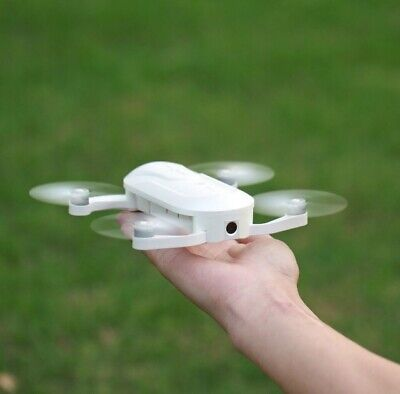ZeroTech DOBBY Mini Thieve Drone with 4K Video, GPS, Live 480p Video Monitoring