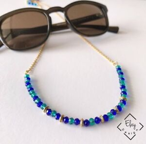 4ac3694957f4 Glasses chain sunglasses beads
