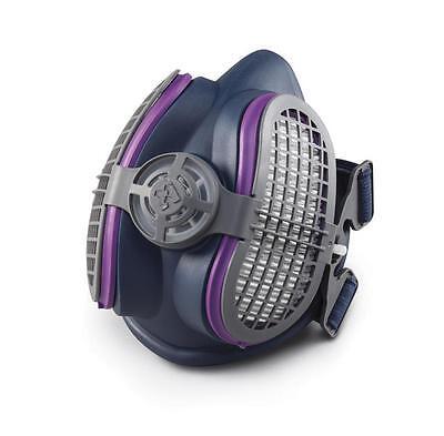 Miller Ml00895 Lpr-100mediumlarge Half Mask Respirator