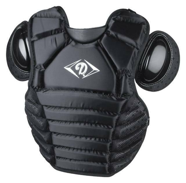 Diamond DCP-U LITE Featherweight Umpire Chest Protector, New