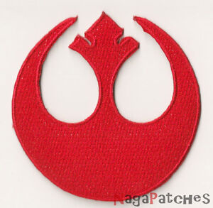 ecusson ecusson brode patche star wars rebel alliance