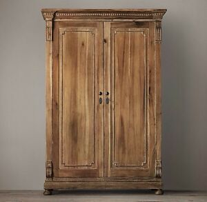 St. James Armoire - Restoration Hardware
