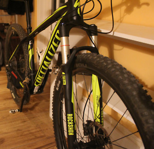 Specialized CraveExpert 2015-Like New Upgraded