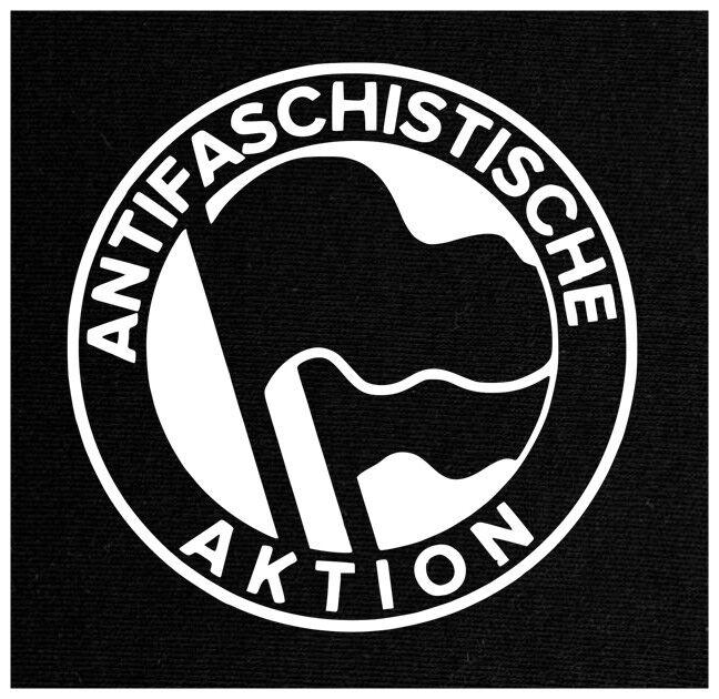 """Antifaschistische Aktion - Logo """"old"""" Patch"""