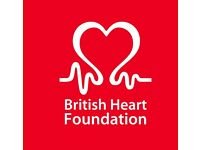 VOLUNTEERS NEEDED at British Heart Foundation Acomb, York.