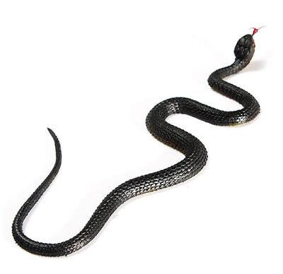 9'' Exotic Realistic Rubber Toy Artificial Snakes Garden Props Joke Halloween A - A Halloween Jokes