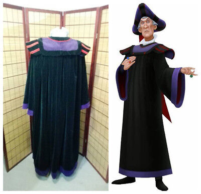 The Hunchback Of Notre Dame Frollo Cosplay Costume FF.143](Hunchback Costume)