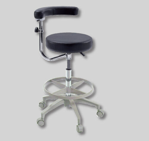 Dental Assistant  Stool Round Seat Adjustable