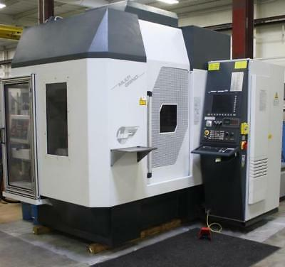 Haas Multigrind Ht 5-axis Cnc Tool And Cutter Grinder Lmc 33296