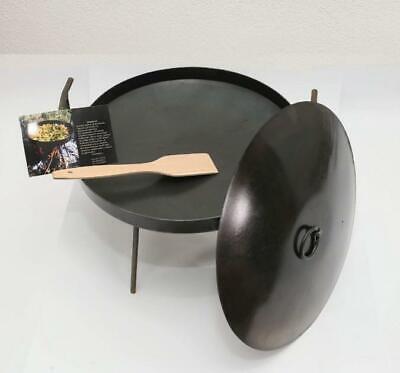 """Large 500mm/19.6"""" Discada Mangal BBQ Disk Kabab Cooking Kaza"""