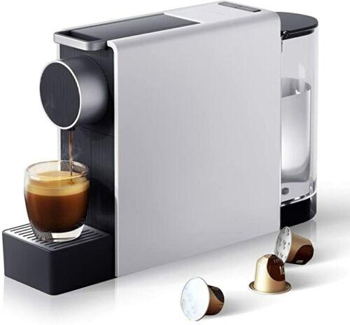 Scishare Mini Vollautomat Kapsel Maschine Heißgetränkemaschine Kaffeemaschine