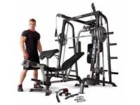Marcy MD9010 Deluxe Smith Machine Home Multi Gym