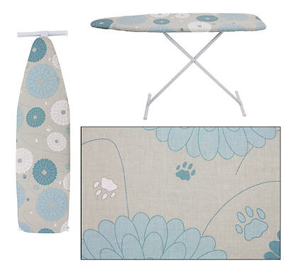 Paws & Flowers Ironing Board Cover - PAW PRINT IRONING BOARD COVER