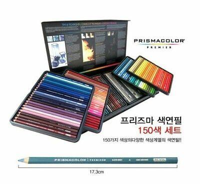 Prismacolor Premier Soft Core Colored Pencils 150 Colored Oil-blanced Pencil_SU