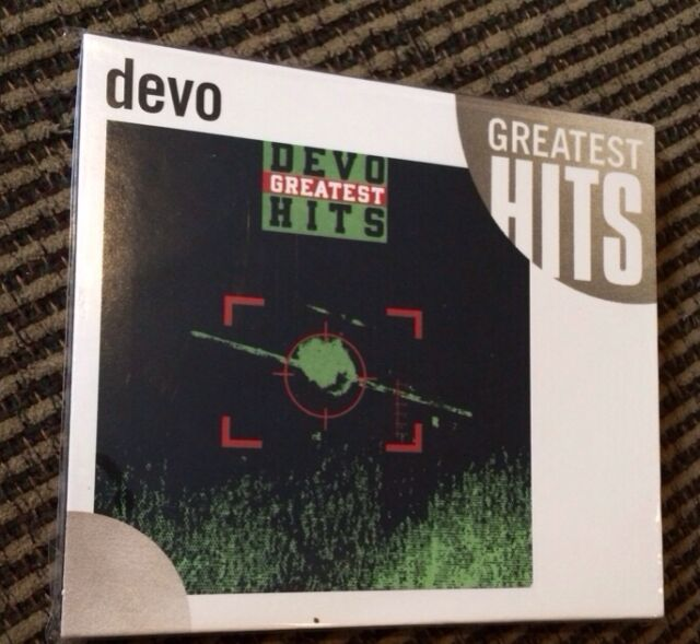 Greatest Hits by Devo (CD, Jun-2004, Rhino Label. Factory Sealed New