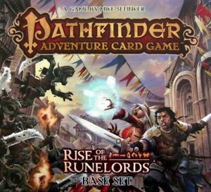 Pathfinder ACG - Rise of The Runelords