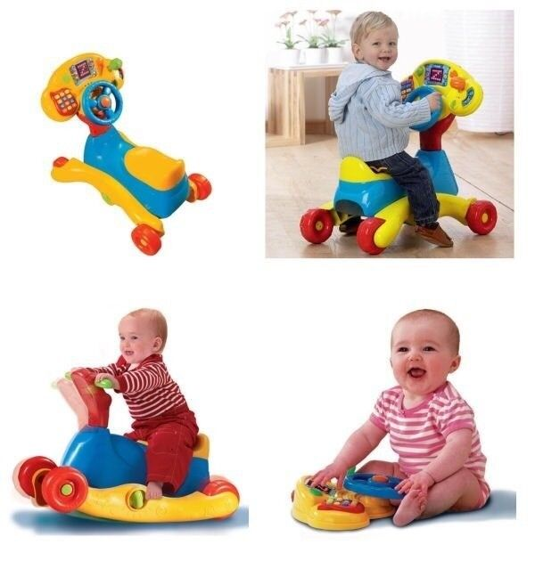 Vtech Grow and Ride On