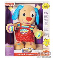 Fisher Price Dance And Play Puppy GREAT DEAL