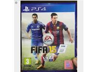 FIFA15 GAME PS4