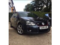 GOLF GTi 2006 low mileage fsh Mint