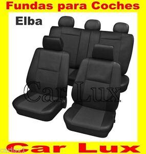 Fundas para asientos autos forros asiento en poli piel para mazda elba ebay - Fundas para auto ...