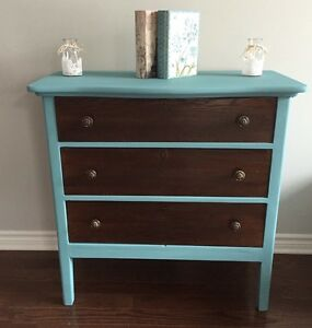 Updated Antique Dresser