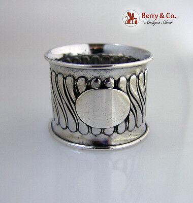 Gorham Sterling Silver Napkin Ring 1890