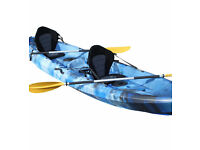 New Double Fishing Kayaks only £440.00