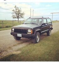 91 Jeep - BC Registered